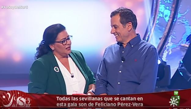'Yo soy del sur' homenajea al reconocido compositor de sevillanas hinojero Feliciano Pérez-Vera