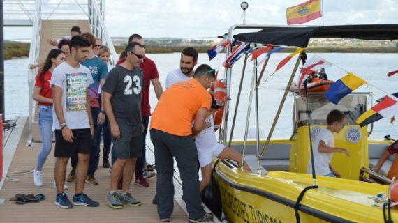 El nuevo Pantalán recupera la desembocadura del Tinto para San Juan del Puerto