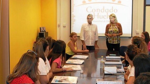 La Mancomunidad del Condado imparte un curso de FPE de atención sociosanitaria en instituciones sociales