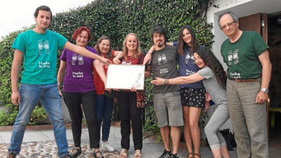 La Universidad de Córdoba premia la labor de 'Huelva te mira' en la defensa del patrimonio onubense
