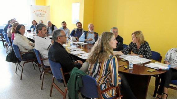 La Junta de Adercon estudia los primeros proyectos subvencionables por el Programa Leader