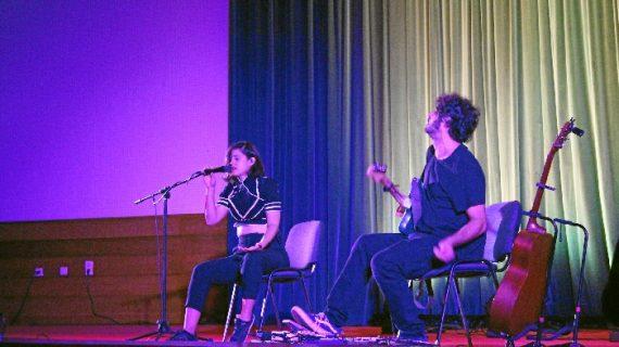 María Arnal y Marcel Bagés hacen vibrar a los asistentes a Cantero Rock