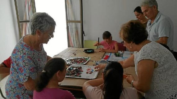 La Asociación 'El Mago Merlín', más de diez años velando por los menores con necesidades educativas especiales