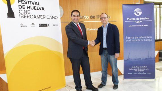 El Paseo de la Ría, escenario clave en la 44 edición del Festival de Cine de Huelva