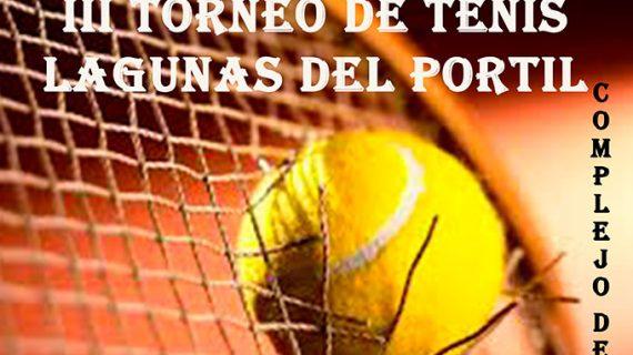 El III Torneo de Tenis 'Laguna de El Portil' se celebrará del 1 al 4 de noviembre