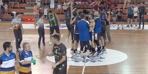 Cuarto triunfo consecutivo del Krypteia Capital Huelva.