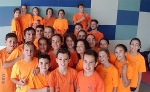 Los deportistas del CN Huelva han comenzado muy bien la temporada.