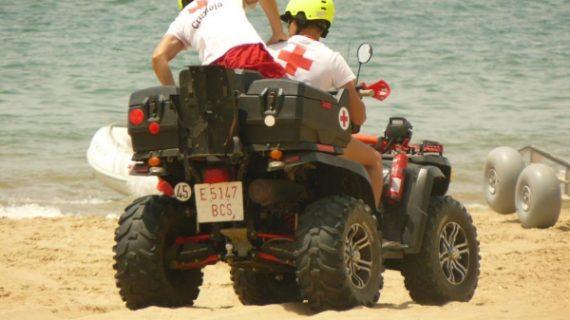 Cruz Roja de Huelva realizó más de 800 intervenciones entre junio y septiembre en Mazagón y Nuevo Portil