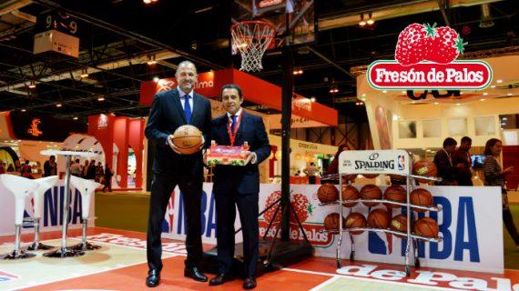 Fresón de Palos y la NBA promoverán hábitos de estilo de vida saludables a través de una extensa campaña de marketing