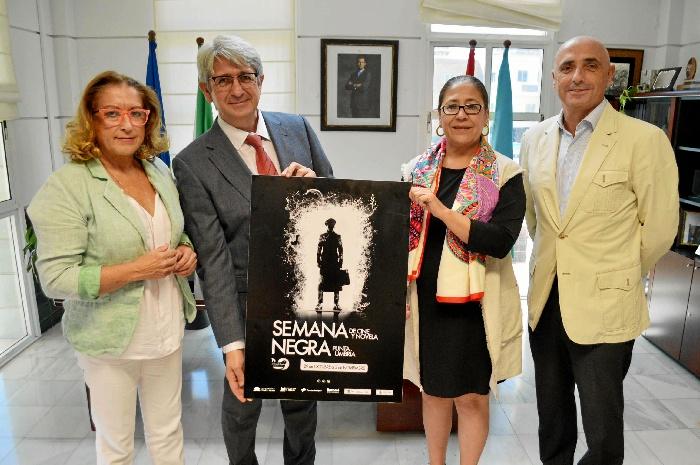 La 'Semana Negra de Punta Umbría' se celebra del 29 de octubre al 3 de noviembre