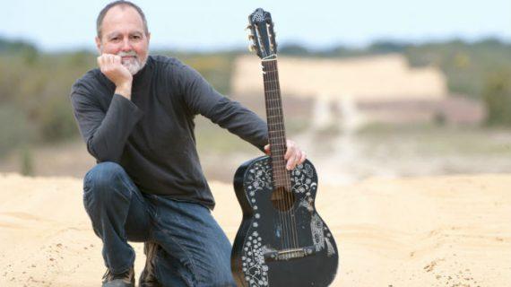 David Garrido Guil, nominado a los Premios Nacionales de la Música Independiente 2020