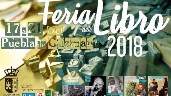 Puebla de Guzmán celebra un año más su tradicional Feria del Libro