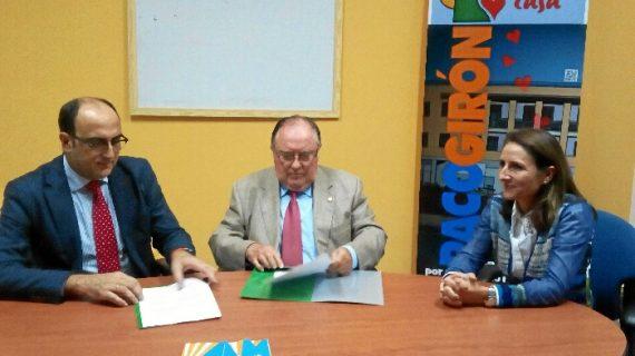 Nuevo acuerdo de colaboración a favor del Banco de Alimentos de Huelva