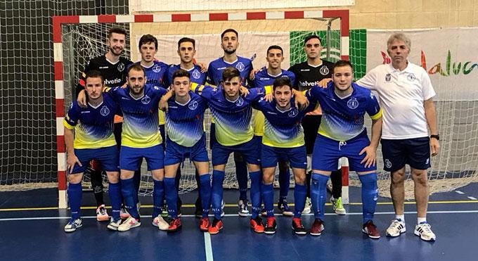 El CD Galaroza Helvetia afronta la penúltima jornada de Liga ya con los deberes hechos.