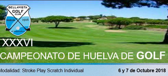 Las renovadas instalaciones de Bellavista albergan este fin de semana el XXXVI Campeonato de Huelva de Golf-Trofeo Diputación