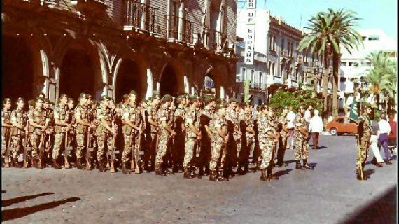 La COE número 22 se reunirá en Huelva para conmemorar el cincuentenario de la Compañía