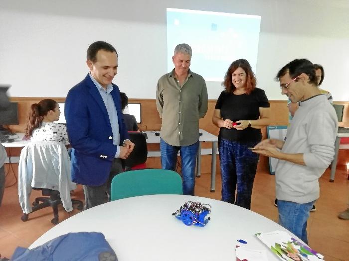 Guadalinfo impulsa talleres y actividades de robótica e impresión 3D en Aljaraque