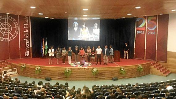 La Universidad de Huelva celebra una Jornada de Acogida para los alumnos de nuevo ingreso