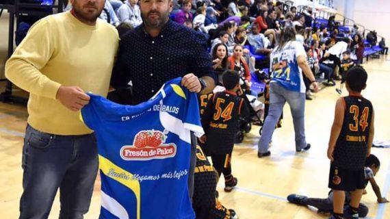 Fresón de Palos reafirma su compromiso con el Club Baloncesto Ciudad de Palos