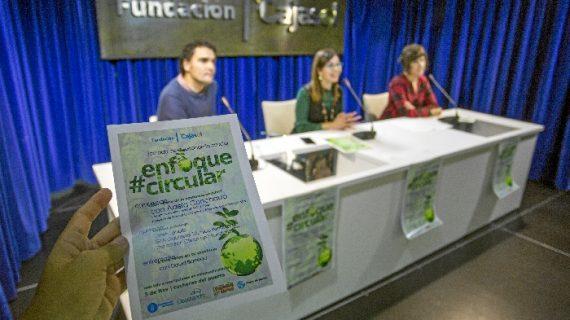 La Fundación Cajasol presenta #ENFOQUECIRCULAR, I Jornada de Economía Circular en Huelva