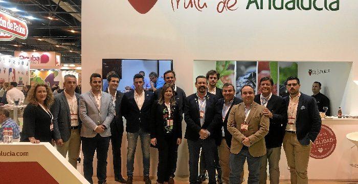 Fruta de Andalucía potencia en Fruit Attraction la importancia de introducir arándanos en la dieta