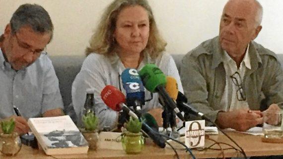 Presentan en Huelva el libro 'Reporteras españolas, testigos de guerra', de la periodista Ana del Paso