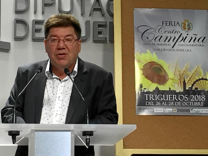 El cambio de ubicación de la Feria de Muestras, principal novedad de la Feria de Otoño de Trigueros