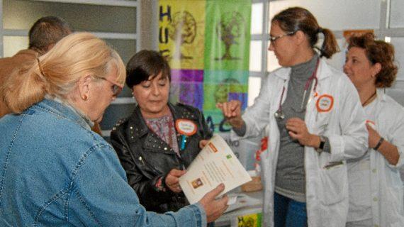 La información a la ciudadanía sobre la prevención del ictus, prioridad en la celebración de su Día Mundial