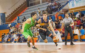 Juan Toledo, con 18 puntos, fue el máximo anotador del Krypteia Capital Huelva.