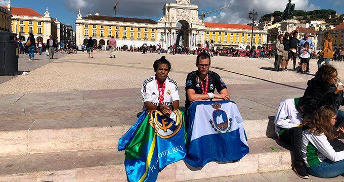 Antonio Bendala y José Carlos Galván desafían a 'Leslie' y avanzan en su proyecto solidario 'La Ruta del Rey de Europa'