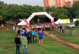El Campeonato de Huelva de Marcha Nórdica fue todo un éxito.