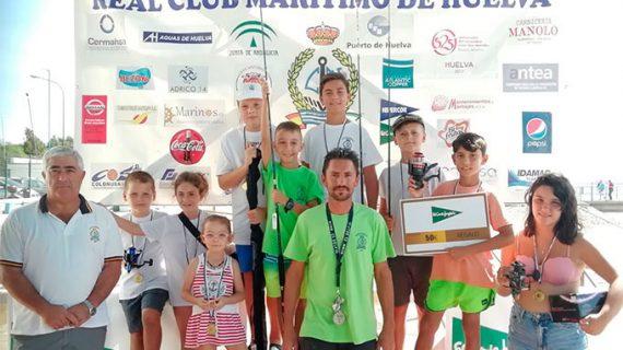 Éxito de la primera parte de los Concursos de Pesca, Mar-Costa 'Virgen del Pilar 2018'