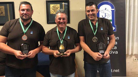 Dominio onubense en el XXIX Campeonato de Andalucía de Pesca desde Embarcación Fondeada