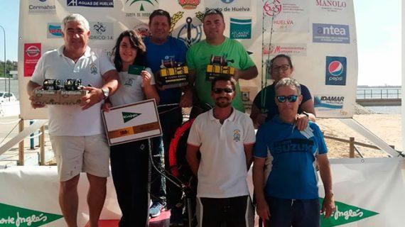 Unos 20 participantes tomaron parte en la segunda entrega de los Concursos de Pesca, Mar-Costa 'Virgen del Pilar 2018'