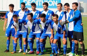 El Atlético Onubense, por ahora un líder sólido en la División de Honor Andaluza. / Foto: @recreoficial.