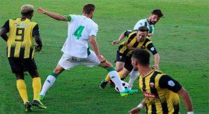 El San Roque fue el único que buscó el gol en su partido ante el Sevilla C.