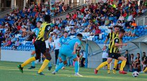 El San Roque atraviesa por su mejor momento de la temporada y este domingo recibe al Betis B. / Foto: Fotos: José María García-www.lucenahoy.com.