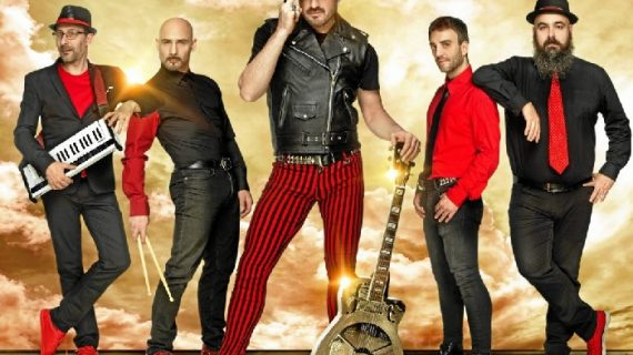 '¡Muévete!', el show musical de Alex O'Dogherty y La Bizarrería llega al Gran Teatro