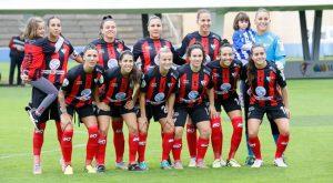 El Sporting Puerto de Huelva regresa a los entrenamientos para preparar el partido del domingo ante el Barcelona. / Foto: www.lfp.es.