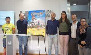 Un momento de la presentación en la Diputación Provincial del VI Doñana Trail Marathon.