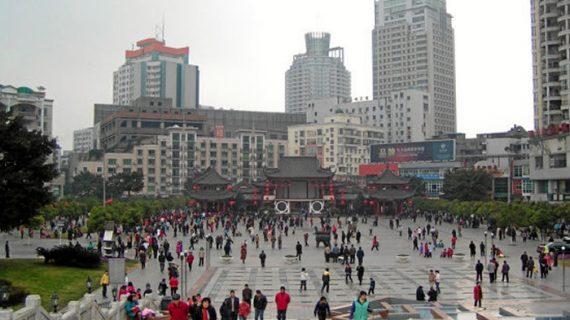 Moguer será invitada de honor en el Festival Cultural y Turístico que se celebra la semana próxima en la ciudad china de Mianyang