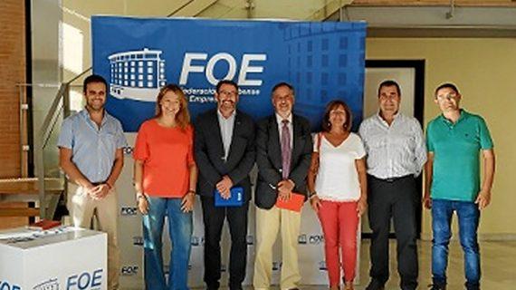 El sector medioambiental se reúne con el Fiscal de Medio Ambiente en Huelva