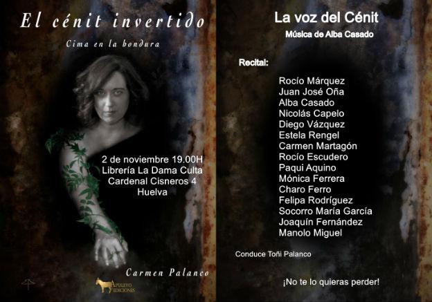 Carmen Palanco y La voz del Cénit