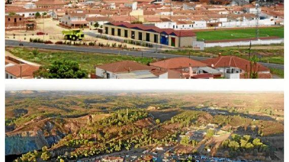 La Zarza-Perrunal y Tharsis ya son dos municipios independientes