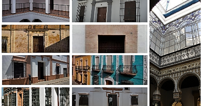 Las doce viviendas que marcan la singular arquitectura doméstica del Condado de Huelva