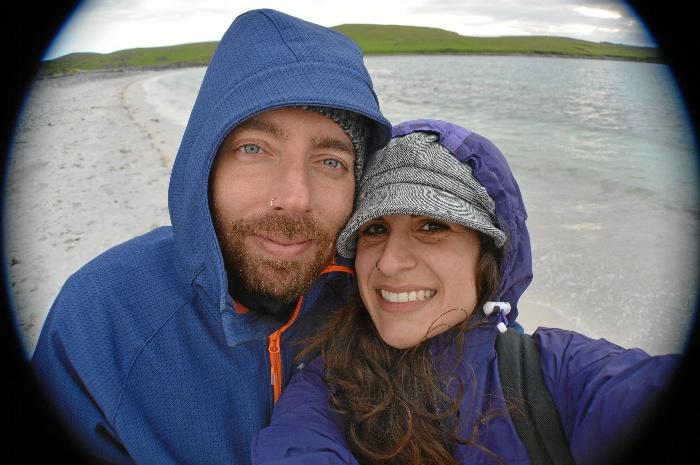 La experiencia de la triguereña Judith Méndez Morales en las Islas Shetland