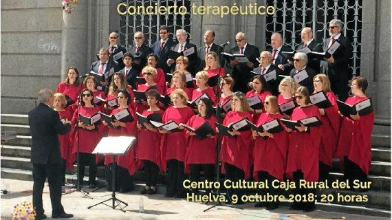 Terapia musical de la mano del Orfeón y Escolanía de Huelva