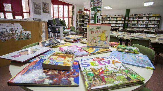 Las bibliotecas municipales onubenses celebrarán su día para fomentar la lectura