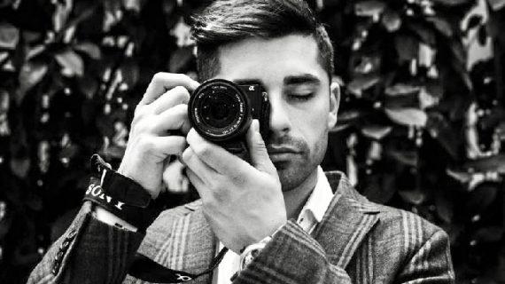 El videógrafo onubense Adrián Toscano, nominado a los premios 'Crystal Wedding Films Awards'