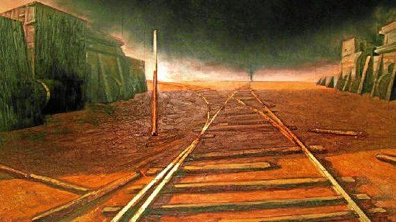 Hinojos inaugura la exposición pictórica 'Un paseo por el tiempo'